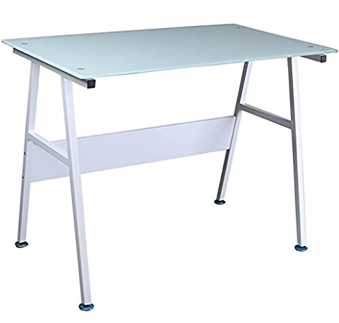 Letti e Mobili - Tavolino Bitter bianco 60x100cm