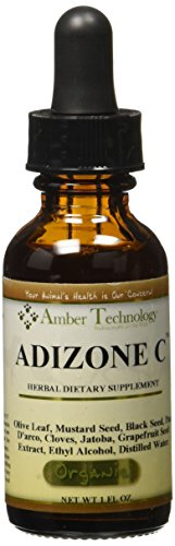 Amber Technology All Natural Anti-Inflammatory Pain Reliever for Cats, 1 oz.