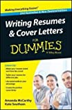 img - for Amanda Mccarthy: Writing Resumes and Cover Letters for Dummies - Australia / Nz (Paperback); Edition book / textbook / text book