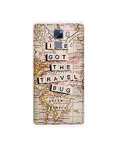 Huawei Honer 7 nkt-04 (17) Mobile Case by oker