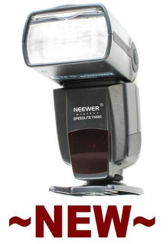 YN-560 Speedlight Flash for Canon and Nikon