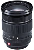 Fujifilm Fujinon XF16-55mmF2.8 R LM WR Obiettivo Zoom 16-55mm, f/2.8, Attacco X mount, Nero