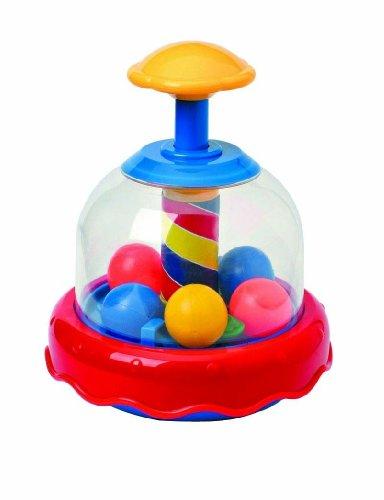 The Toy Company 10465 - LEARN & FUN Kreisel mit Bällen