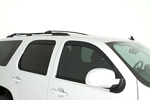2007-2014 Chevy Tahoe AVS Low-Profile Window Vent Visor 4Pc Smoke (Avs Low Profile Visor Tahoe compare prices)