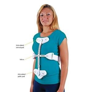 Braces splints supports back neck shoulder supports back braces