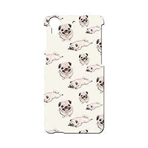 BLUEDIO Designer Printed Back case cover for HTC Desire 728 - G2727