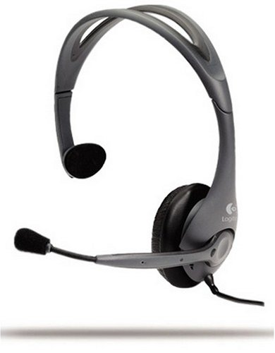 Logitech Usb Vantage Headset For Playstation 2 And Playstation3