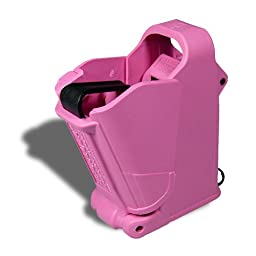 Butler Creek LULA .45-Calibre Universal Pistol Magazine Loader and Unloader, Pink, 9mm