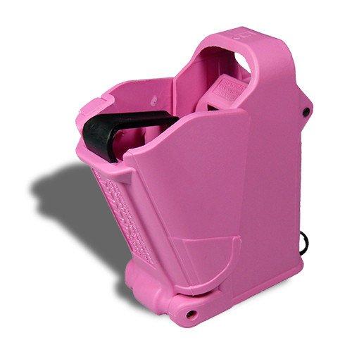 Butler Creek LULA .45-Calibre Universal Pistol Magazine Loader and Unloader, Pink, 9mm