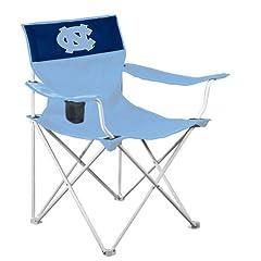 Buy NCAA North Carolina Tar Heels Folding Canvas Chair by Logo