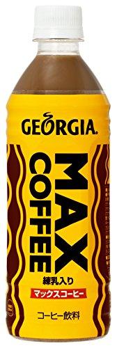 500mlPETX24 this Coca-Cola Georgia Max Coffee (Georgia Coffee compare prices)