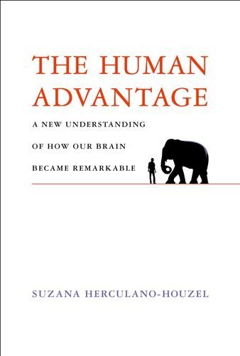 The Human Advantage: A New Understanding of How Our Brain Became Remarkable (MIT Press), by Suzana Herculano-Houzel