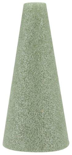 FloraCraft Styrofoam Cone 48-Pack: 6x3 Green