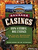 Eastman Outdoors 38672 Natural Hog Casings, for 25-Pounds of Sausage