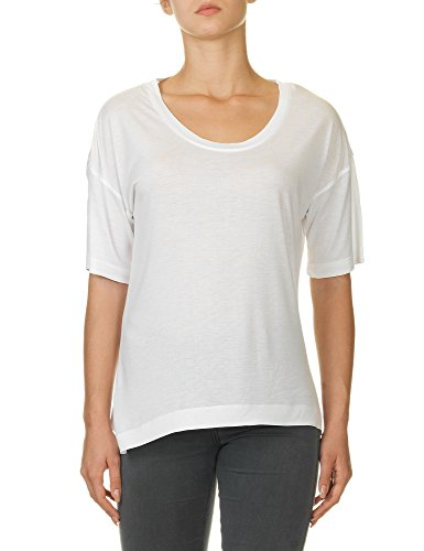 dr-denim-jeansmakers-womens-jackie-tee-womens-white-t-shirt-in-size-s-white