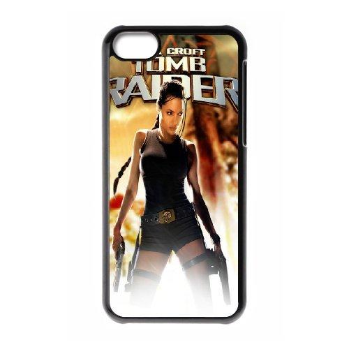 Generic Case Tomb Raider Lara Croft For iPhone 5C Q9Q813220