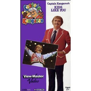 Captain Kangaroo's Kids Like You [VHS]