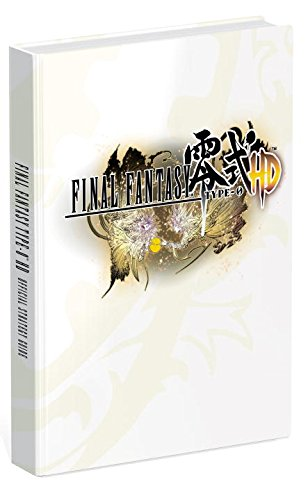 Final Fantasy Type-0 HD: Prima Official Game Guide (Prima Official Game Guides)