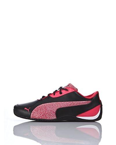 Puma Scarpa Drift Cat 5 Glitter Jr [Black/Pink]