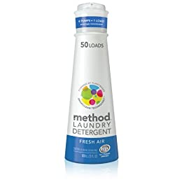 Product Image Method Fresh Air Laundry Detergent - 50 Loads