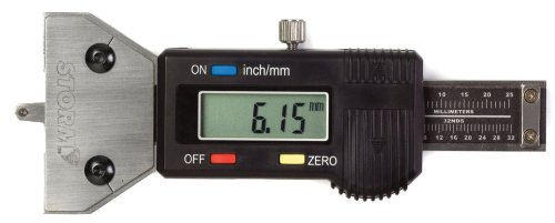 Central Tools 3S401 Digital Tire Tread Depth Gage