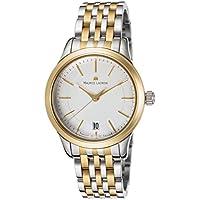 Maurice Lacroix Les Classiques Date Two-tone Silver Dial Ladies Quartz Watch