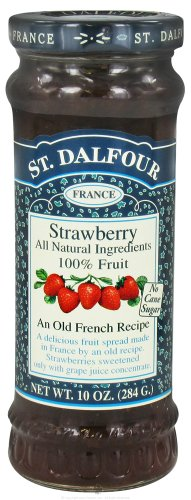 St. Dalfour All Natural Fruit Spread Strawberry