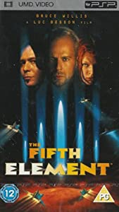 The Fifth Element [Reino Unido] [UMD Mini para PSP]