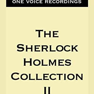 The Sherlock Holmes Collection II Hörbuch