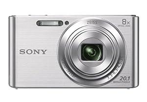 Sony 20.1 Digital Camera with 2.7-Inch LCD