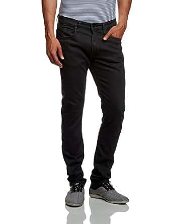 Lee Luke - Jeans - Skinny - Homme - gris foncé - W27/L32 (Taille fabricant: W27/L32)