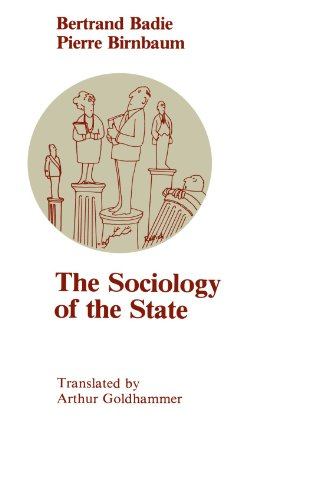 The Sociology of the State (Chicago Original Paperbacks)