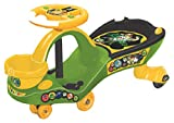 #3: Toyzone Eco Ben10 Magic Car, Multi Color