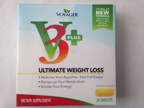 V3+ (Plus) Voyager Diet Supplement (30)