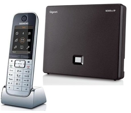 Gigaset SL785IP Bluetooth Phone with Answermachine picture
