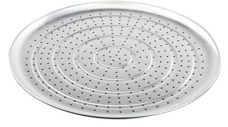 Baker's Secret Air Insulated Large Pizza Crisper, Aluminum (Large Pizza Pan compare prices)
