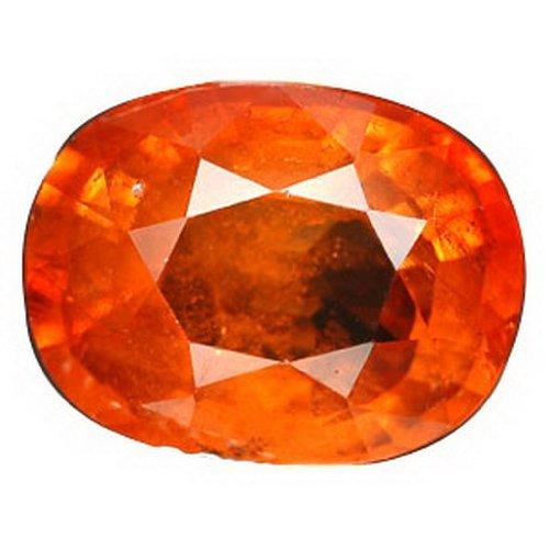 4.95 Ct. Stunning Orange Spessartite Garnet Aaa Gems