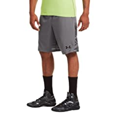Under Armour Mens UA Big Timin Basketball Shorts by Under Armour