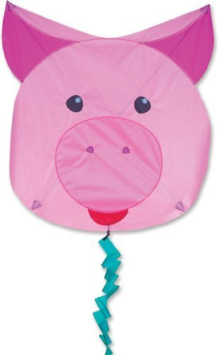 Premier 17341 Fun Flyer Animal Kite with Fiberglass Frame, Pig (Discontinued by Manufacturer) by Premier Kites kaufen
