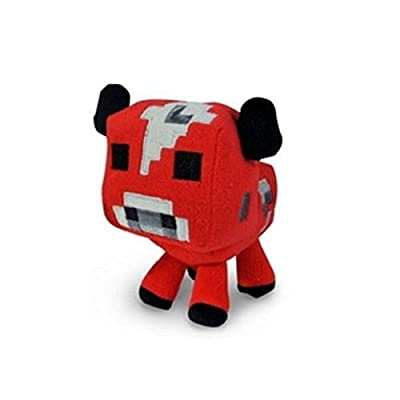 Super Cute Minecraft Plush Toys, Set of 9 Assorted Styles from LILYHOME