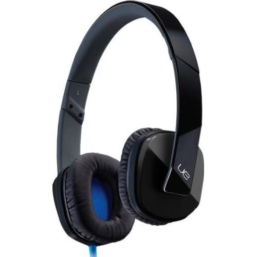 ヘッドホン おしゃれ Logitech Ultimate Ears UE4000 Headphones Blackをおすすめ