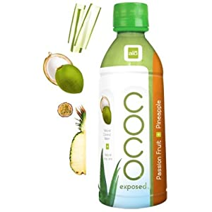 COCO Exposed Pineapple+passion fruit 330ml*12