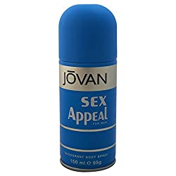 JOVAN -MEN -DEODORANT -SEX APPEAL, 150 ml