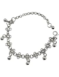 Young & Forever Valentine Special Gypsy Barefoot Sandal Anklet (1 Piece) For Women By CrazeeMania