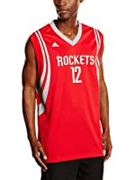 adidas Camiseta sin mangas Houston Rockets Howard (Rojo / Blanco)