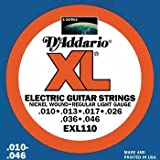 D'Addario EXL110 Electric Light Strings