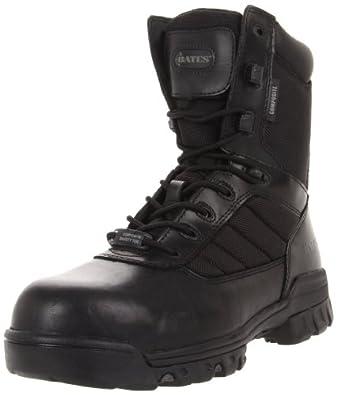 Bates Men's Ulta-lites 8 Inches Tactical Sport Comp Toe Work Boot,Black,5 M US