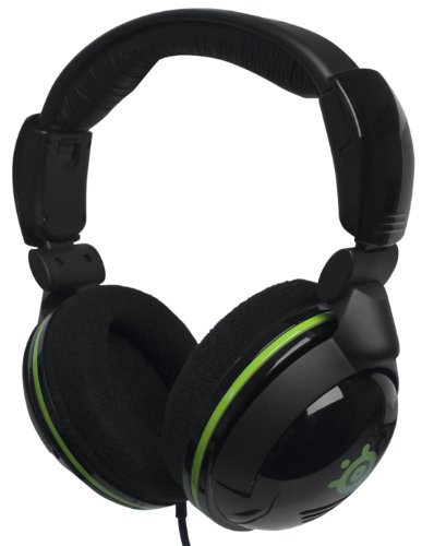Steelseries Spectrum 5Xb Gaming Headset For Xbox 360 (Black)