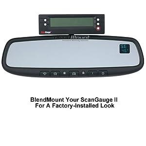 BlendMount Designed for ScanGauge II