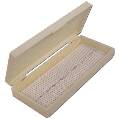 Microscope Slide Case Plastic 50 Slides